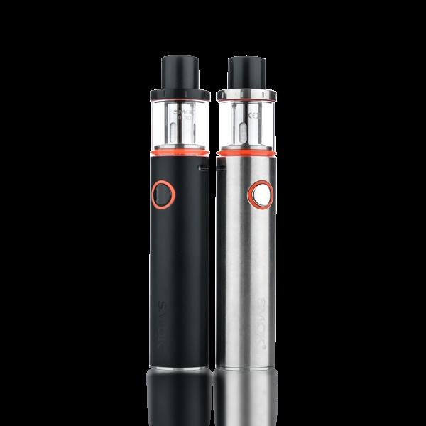 Vele soorten E-sigaretten