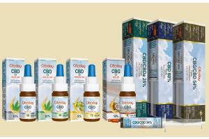 Full Spectrum CBD olie en pasta van Cibiday