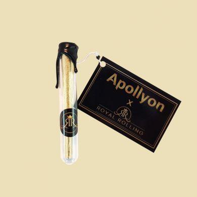 Apollyon 24k Gold Cone