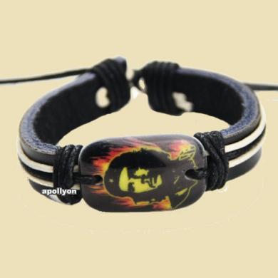 Bracelet Leather Che Guevara
