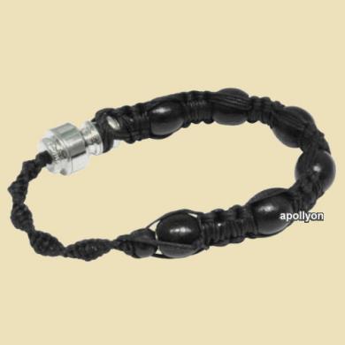 Armband Pijp Zwart