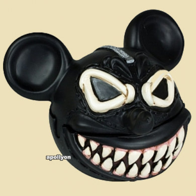 Asbak Monster Mad Mickey