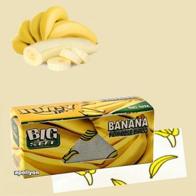Banaan Rolvloei Juicy Jays