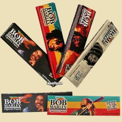 Bob Marley Hennep Vloei King Size