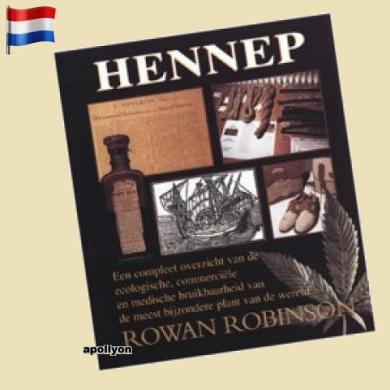 Boek Hennep (NL)