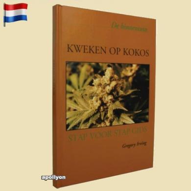 Book Kweken Op Kokos (NL)