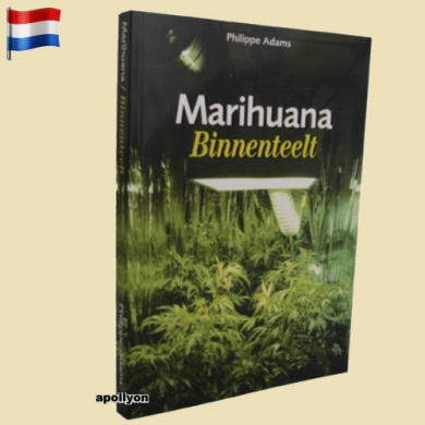 Book Marihuana Binnenteelt (NL)