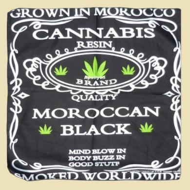 Cannabis Bandana