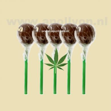 Cannabis Hash Lollypop 5x