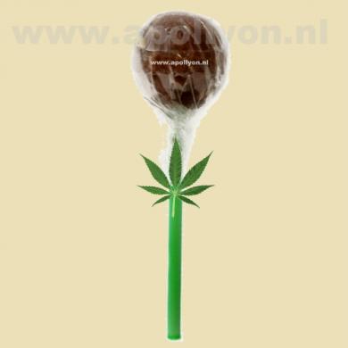 Cannabis Hash Lolly