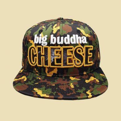 Cap Big Buddha Cheese Army