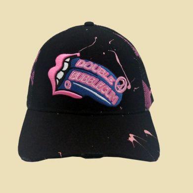 Cap Double Bubblegum