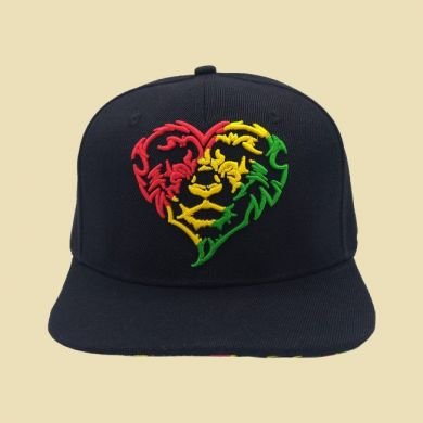 Cap Lion Rasta