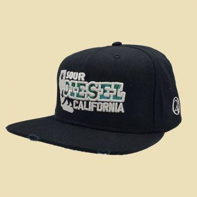 Cap Sour Diesel 420