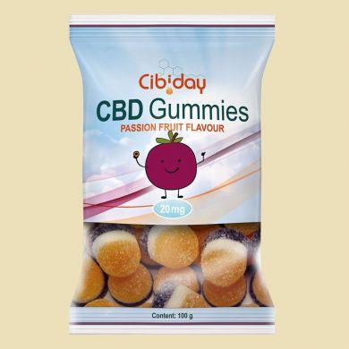 CBD Gummies Passionfruit
