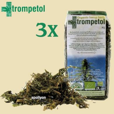 CBD Hennep Trompetol
