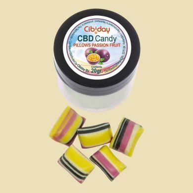 CBD Candy Pillows Passionfruit
