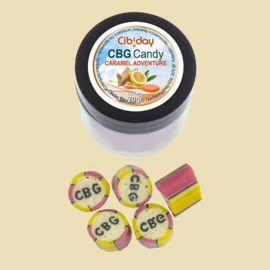 CBG Snoep Caramel-Adventure