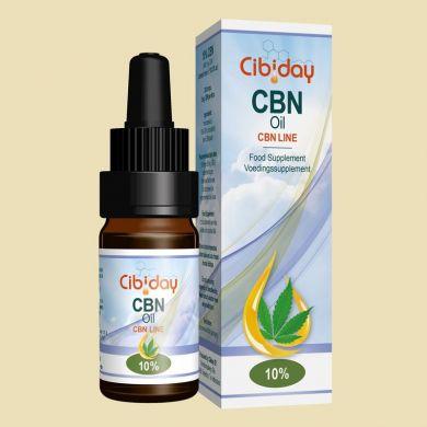 CBN Olie Druppels 10%