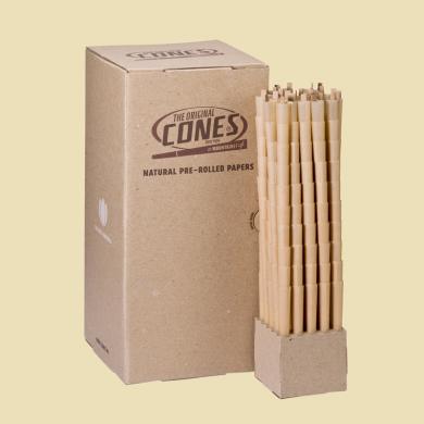Cones King Size Doos Natural 1000 Stuks