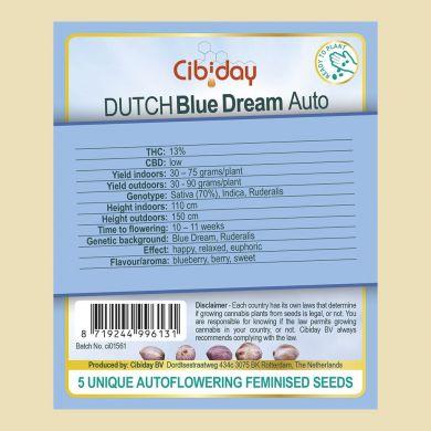 Dutch Blue Dream Auto