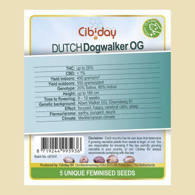 Dutch Dogwalker OG