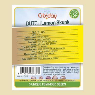 Dutch Lemon Skunk