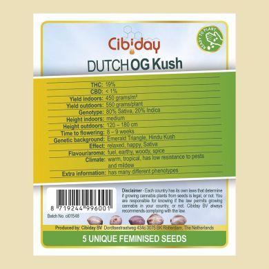 Dutch Og Kush