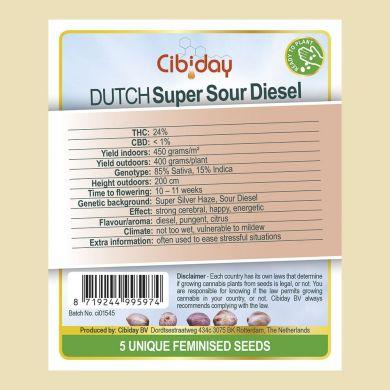 Dutch Super Sour Diesel