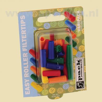 Easy Roller Plastic Filter Tips