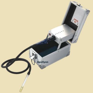 Electronische Vaporizer In Aluminum Box