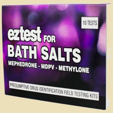 EZ Test Bath Salts 10 tests