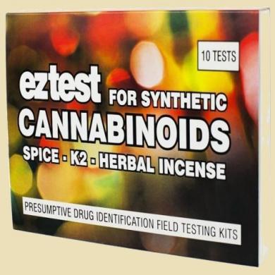 EZ Test Cannabinioden 10 tests