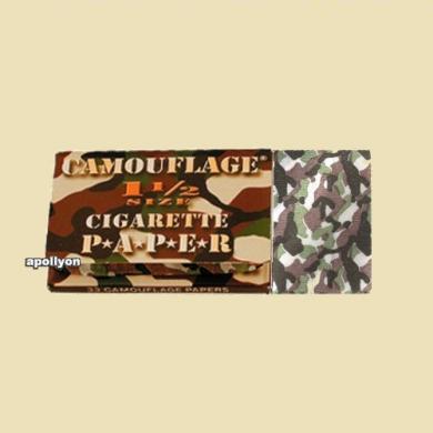 GI Jays 1 1/2 Hennepvloei Camouflage