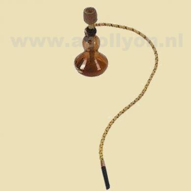 Glass Comfort Amber 14cm