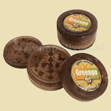 Grinder Acryl Greengo Eco THC