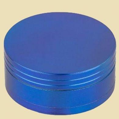 Grinder Metaal Blauw (2-delig)