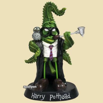 Harry Pothead Cannabuds