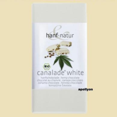 Hemp Chocolate Canalade White