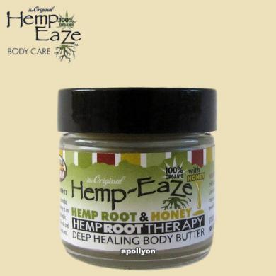 Hennep Honing Therapie Hemp Eaze