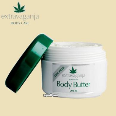Hemp Body Butter Extravaganja