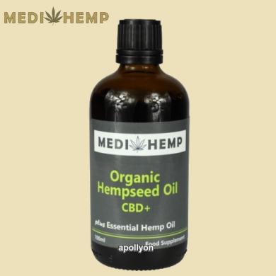 Hemp Seed Oil plus CBD