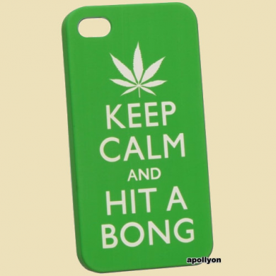 iPhone 5 Cover Keep Calm