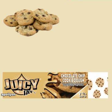 Juicy Jay's 1 1/4 Koekjesdeeg Chocola Smaakvloei