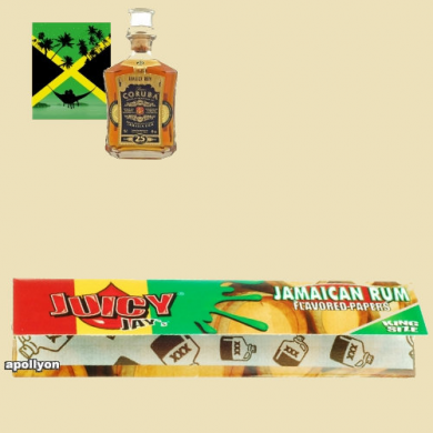 Juicy Jay's Jamaican Rum King Size Flavoured Paper