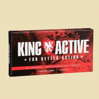 King Active Groot (5 Pieces)