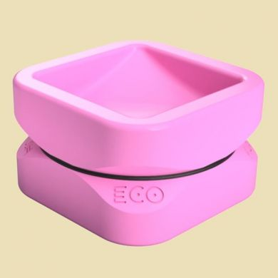 Krush Grinder Acryl Eco Kube Roze