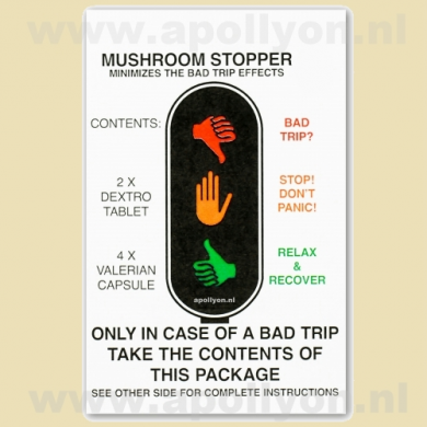 Magic Mushroom Stopper