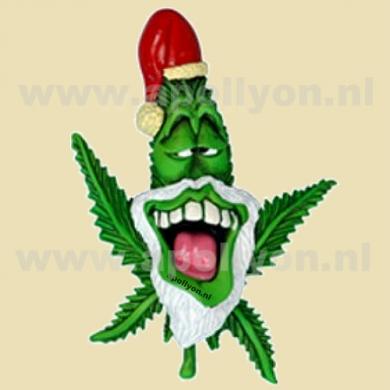 Magneet Cannabuds Santa Bud