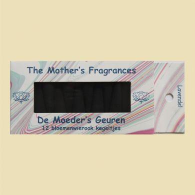 Moeders Geuren Kegels Lavendel